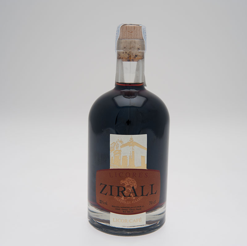 licor de cafe zirall